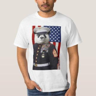 Panda marina camiseta