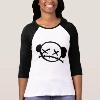 Panda muerta camisetas
