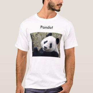 ¡panda, panda! camiseta