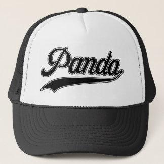 Panda retra gorra de camionero