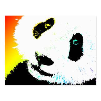 panda. postal