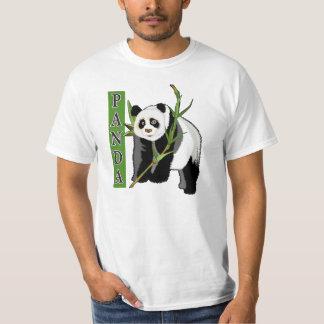 Pandas Camisetas