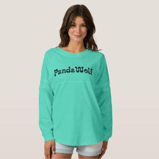 PandaWolf presenta la camisa larga del jersey de