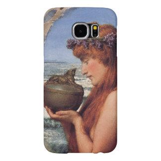 Pandora de sir Lawrence Alma-Tadema Funda Samsung Galaxy S6
