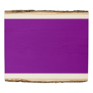 Panel De Madera El espacio en blanco de la plantilla añade color