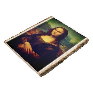Panel De Madera La Mona Lisa de Leonardo da Vinci