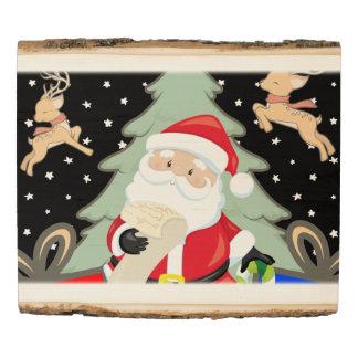 Panel De Madera Santa tiene una lista