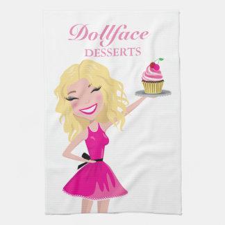 Paño De Cocina 311 postres Blondie de Dollface