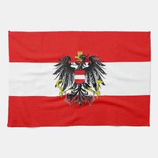 Paño De Cocina Bandera austríaca