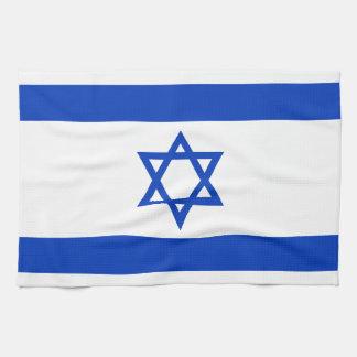 Paño De Cocina Bandera de Israel