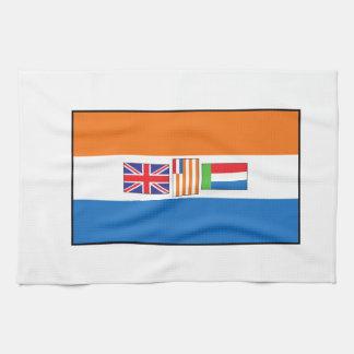 Paño De Cocina Bandera de Suráfrica
