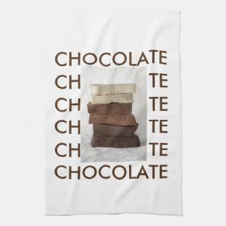 Paño De Cocina Chocolate