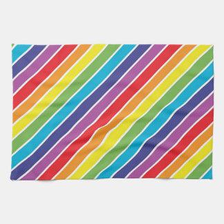 Paño De Cocina Colores del arco iris