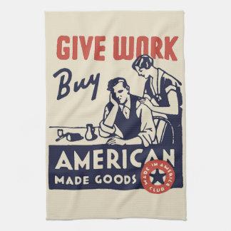 Paño De Cocina Compre al americano