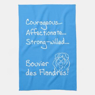 Paño De Cocina Courageous Bouvier