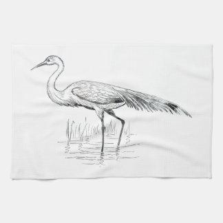 Paño De Cocina Egret