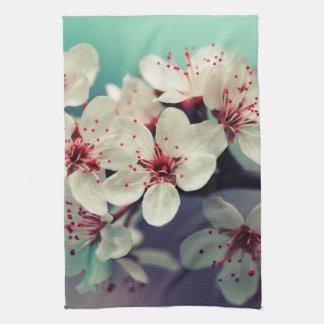 Paño De Cocina Flor de cerezo rosada, Cherryblossom, Sakura