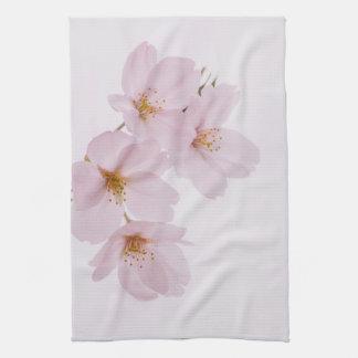 Paño De Cocina Flores de cerezo hermosas de la primavera en Tokio