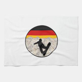 Paño De Cocina Huéspedes alemanes
