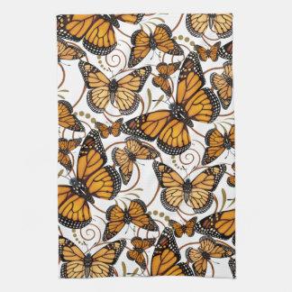 Paño De Cocina Mariposa de monarca