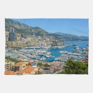 Paño De Cocina Monte Carlo Mónaco