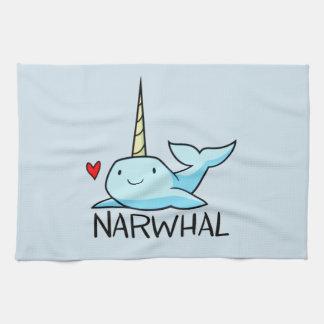 Paño De Cocina Narwhal
