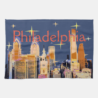 Paño De Cocina Noche estrellada Philadelphia