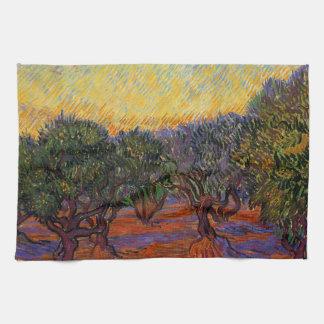 Paño De Cocina Olivos - Vincent van Gogh