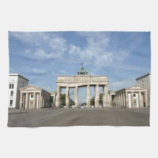 Paño De Cocina Puertas de Brandeburgo, Berlín