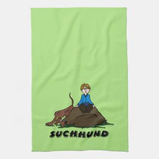 Paño De Cocina Suchhund