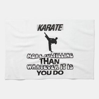 Paño De Cocina Tender DISEÑOS del karate