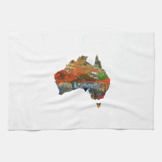 Paño De Cocina Tiempo australiano