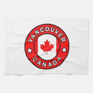 Paño De Cocina Vancouver Canadá