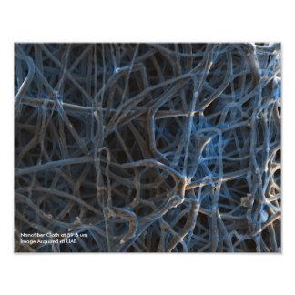 Paño de Nanofiber en 59,6 um Fotos