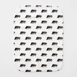 Paño del Burp del oso