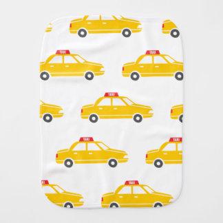 Paño del Burp del taxi de la ciudad