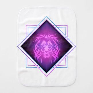 Paño Para Bebés Arte del león
