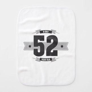 Paño Para Bebés B-día 52 (Dark&Lightgrey)