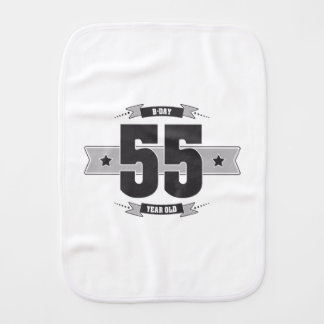 Paño Para Bebés B-día 55 (Dark&Lightgrey)