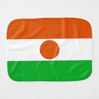 Paño Para Bebés Bandera de Niger