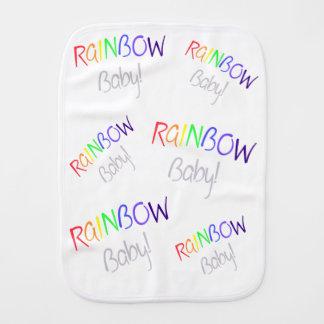 Paño Para Bebés Bendición del arco iris