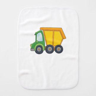 Paño Para Bebés Camión volquete adaptable lindo