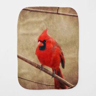 Paño Para Bebés Cardinal