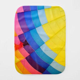 Paño Para Bebés Colorido abstracto
