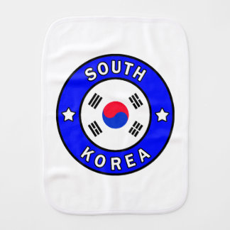 Paño Para Bebés Corea del Sur