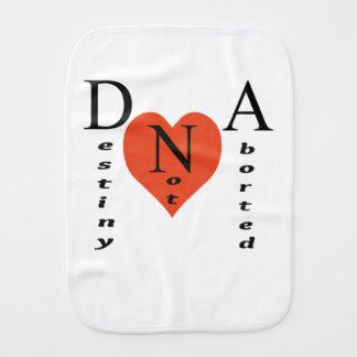 PAÑO PARA BEBÉS DNA