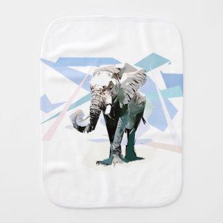 Paño Para Bebés Elefante de África