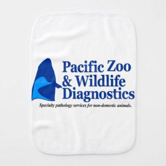 Paño Para Bebés Engranaje del bebé del logotipo de PZWD