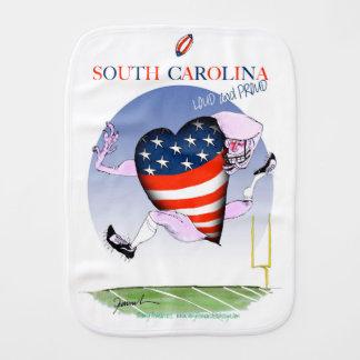 Paño Para Bebés fernandes tony ruidosos y orgullosos de Carolina