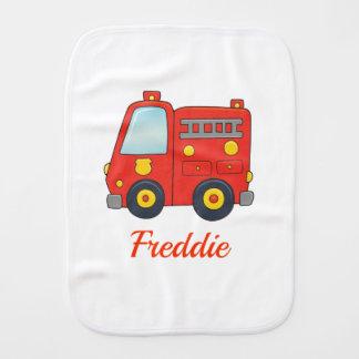 Paño Para Bebés FireTruck adaptable